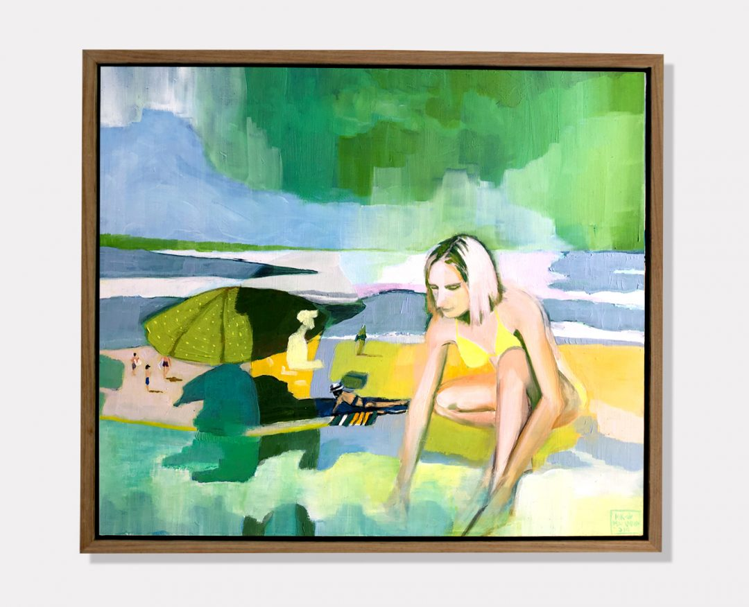 The Bathers (1)